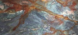 Van Gogh granite slab