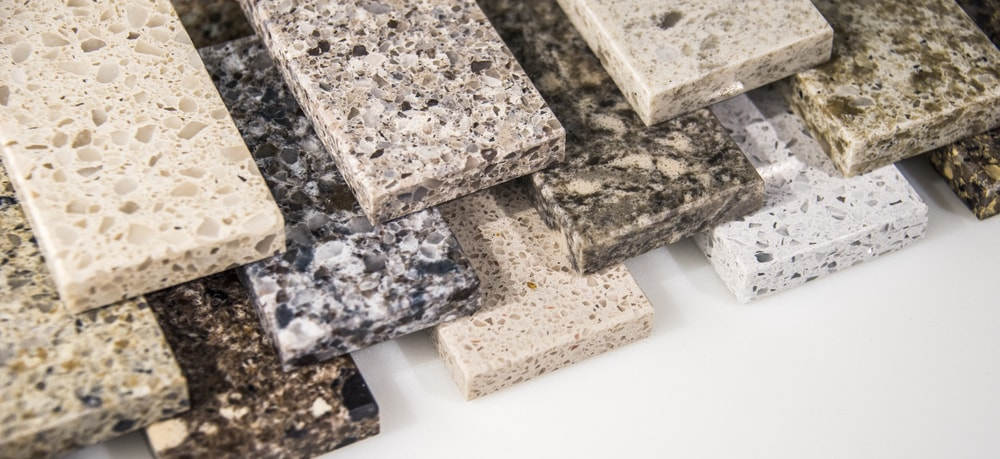 Where granite countertops are made